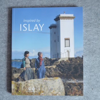 boek - Inspired by ISLAY - Kate Davies