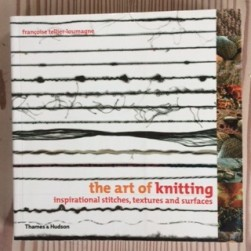 Het boek THE ART OF KNITTING - inspirational switches, textures and surfaces