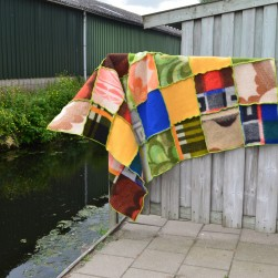 plaid van wollen AaBe dekens (pakket)